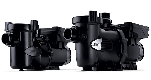 New Jandy VS PlusHP and VS FloPro pool pumps